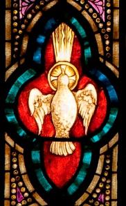 Holy Spirit Window, All Souls Memorial Episcopal Church