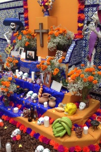 A Day of the Dead Altar, Mexican Cultural Institute, Washington, DC