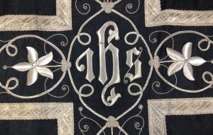 The monogram IHS,