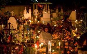 El Dia de los Muertos, Oaxaca, Mexico (AP Eduardo Verdugo