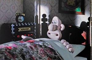 Wallace waking up
