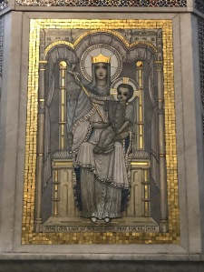 Our Lady of Walsingham Westminster Cathedral London
