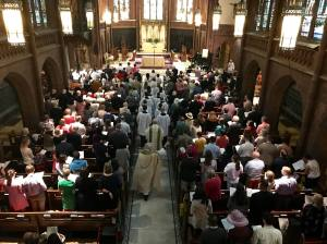 Easter 2017 procession