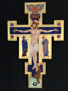 Franciscan Crucifix