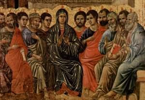 Pentecost Jesus